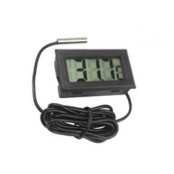 Thermomètre LCD avec sonde